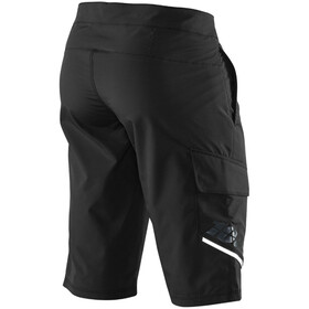 100% Ridecamp Shorts Men black